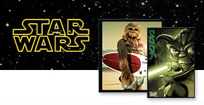 Star Wars Wall Art  - Buy Now at GAME.co.uk!