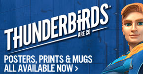 Thunderbirds Merchandise  - Buy Now at GAME.co.uk!