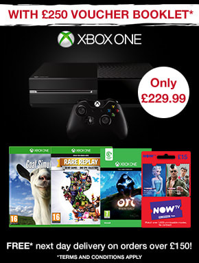 Xbox One Consoles - Buy Now at GAME.co.uk!