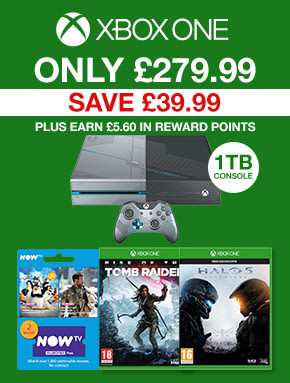 Xbox One 500GB and 1TB Console bundles available - Buy Now at GAME.co.uk!