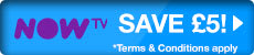 Save £5 on Now TV - at GAME.co.uk