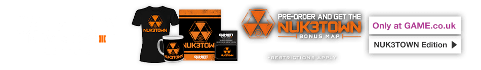 Call of Duty: Black Ops 3 NUK3TOWN Edition - Order Now at GAME.co.uk!