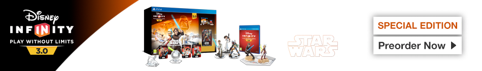 Disney Infinity 3 - Preorder now at GAME.co.uk!