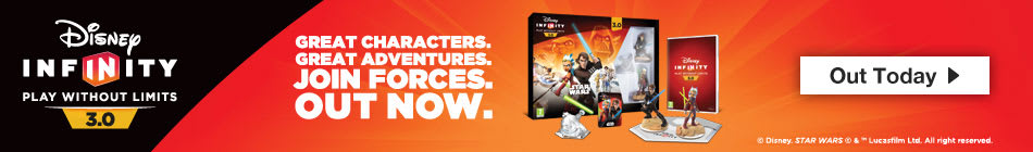 Disney Infinity 3 - Buynow at GAME.co.uk!