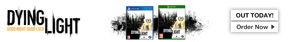 Dying Light – Order Now at GAME.co.uk!