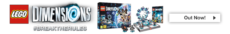 LEGO Dimensions Starter Packs - Order Now at GAME.co.uk!