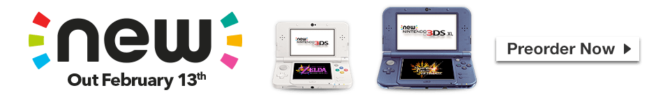 New Nintendo 3DS & 3DS XL - Shop now at GAME.co.uk