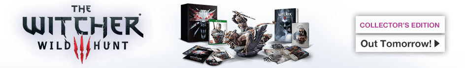The Witcher 3: Wild Hunt - Order Now at GAME.co.uk