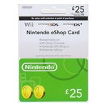 Nintendo eShop Fund Cards