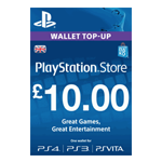 PlayStation Network Credit