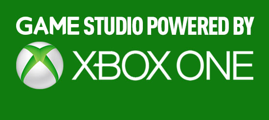 Game Studio Powered By Xbox One