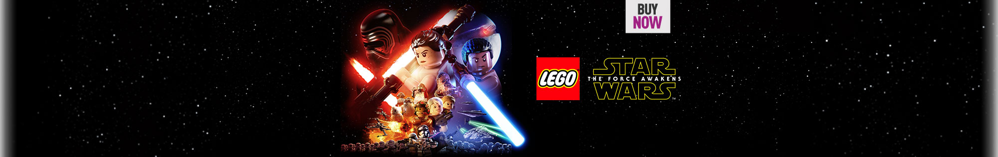 LEGO Star Wars The Force Awakens including Only At GAME Deluxe Edition on Xbox One, PS4, Wii U, 3DS, PC, Xbox 360 and PS3 - Pre-order Now at GAME.co.uk