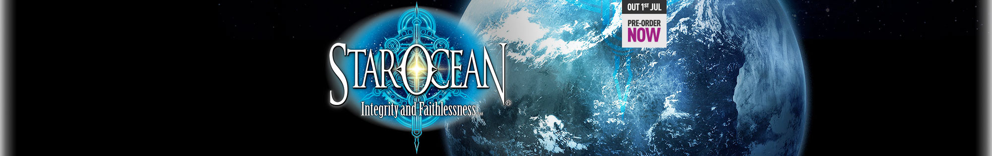 Star Ocean Integrity and Faithlessness on PS4 - Buy Now at GAME.co.uk!