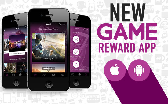 Download the GAME Reward App