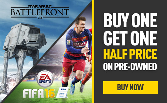 Pre-owned Buy One Get One Half Price on PS4 - Buy Now at GAME.co.uk!