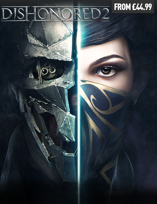 Dishonored 2 Collectors Edition - Only at GAME for Xbox One - Pre-order Now at GAME.co.uk!