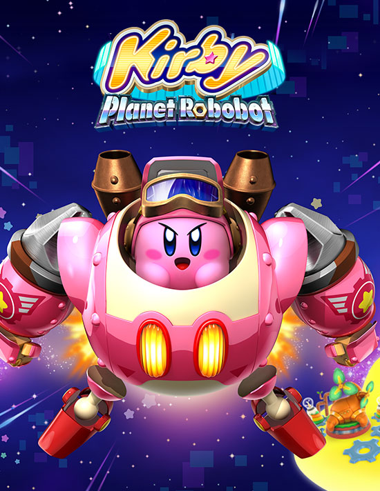 Kirby Planet Robobot for Nintendo 3DS - Pre-order Now at GAME.co.uk!