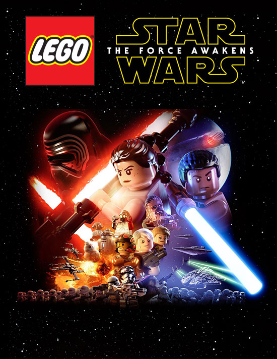 Lego Star Wars The Force Awakens Season Pass for PlayStation Network - Download Now at GAME.co.uk!