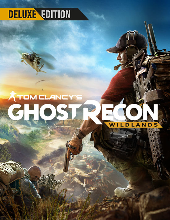 Ghost Recon Wildlands Deluxe Edition for PS4 Only At GAME - Pre-Order Now at GAME.co.uk!