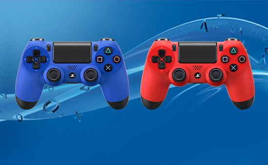 Dualshock 4 Controllers for PS4 - Buy Now at GAME.co.uk!
