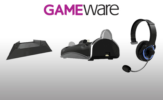 GAMEware Accessories for PS4 - Buy Now at GAME.co.uk!