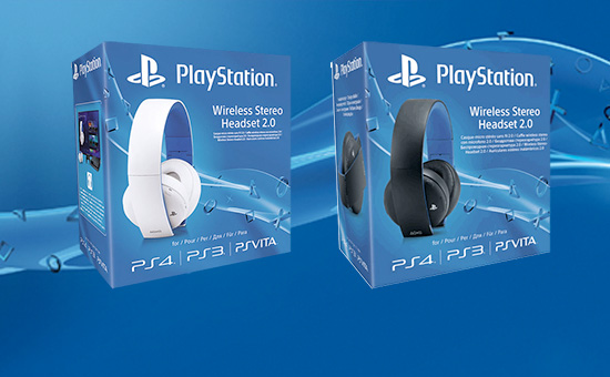 Gaming Headsets for PS4 - Buy Now at GAME.co.uk!