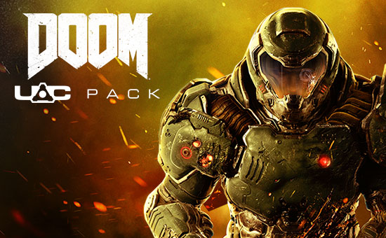 DOOM UAC Pack for PC - Buy Now at GAME.co.uk
