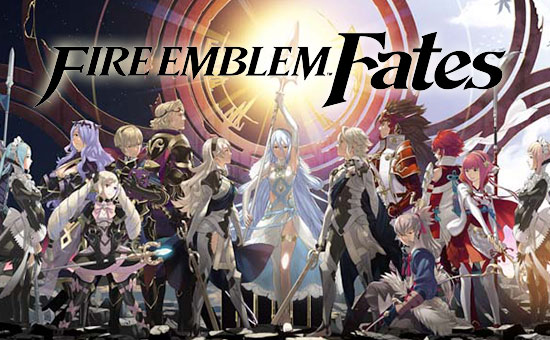 Fire Emblem Fates for Nintendo 3DS - Out Now at GAME.co.uk!