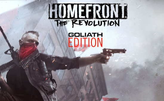 Homefront: The Revolution Goliath Edition for PS4 - Pre-order Now at GAME.co.uk!
