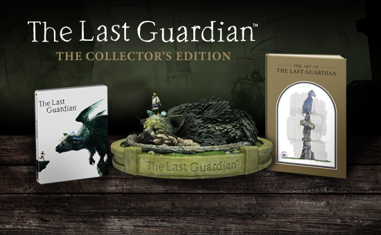 The Last Guardian Collector's Edition for PS4 - Buy now at GAME.co.uk!