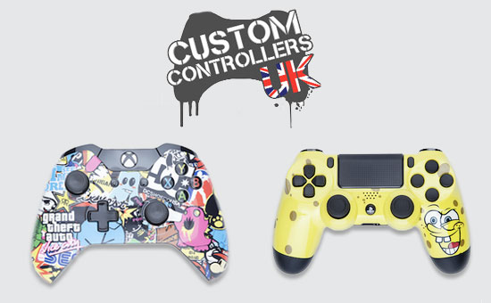 Marketplace Custom Controllers - Buy now at GAME.co.uk