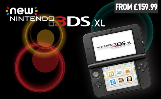 Nintendo 3DS and 2DS Hardware - Buy Now at GAME.co.uk