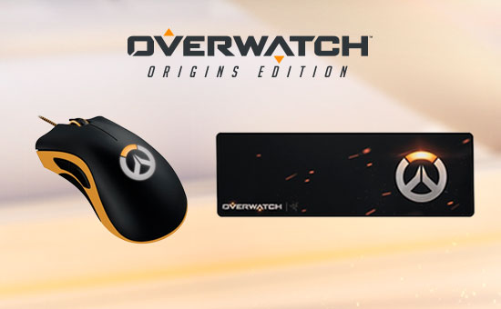 Overwatch Accessories for PC - Buy Now at GAME.co.uk!