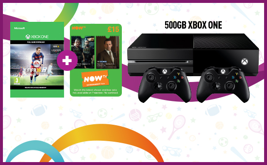 Xbox One for £149.99 trade-in deal  - Buy now at GAME.co.uk