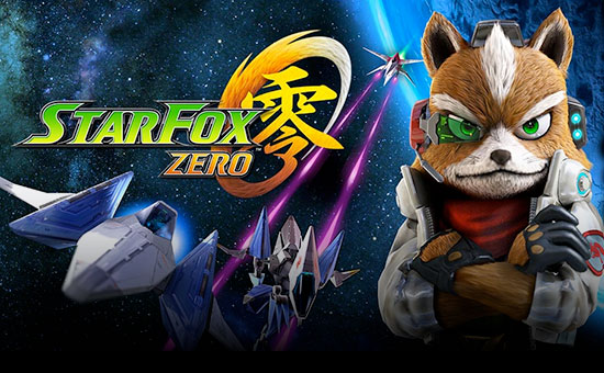 Starfox Zero for Nintendo eShop - Download Now at GAME.co.uk!