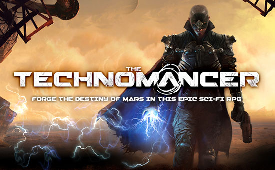 The Technomancer Out Now for PS4 - Buy now at GAME.co.uk