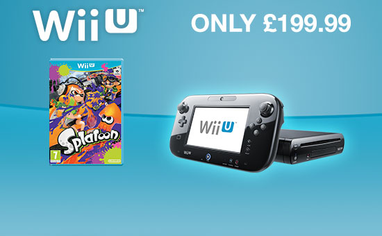 Hardware for Wii U - Buy Now at GAME.co.uk!
