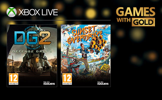 Games with Gold for Xbox Live - Buy Now at GAME.co.uk!