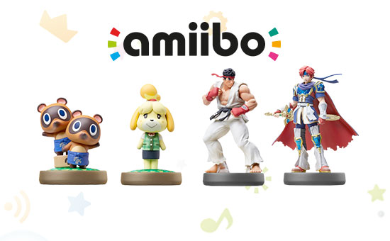 Nintendo amiibo for Wii U - Buy Now at GAME.co.uk!