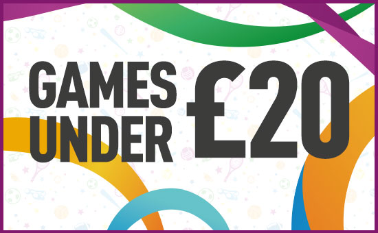 Games Under £20 on Xbox One and PS4- Buy now at GAME.co.uk