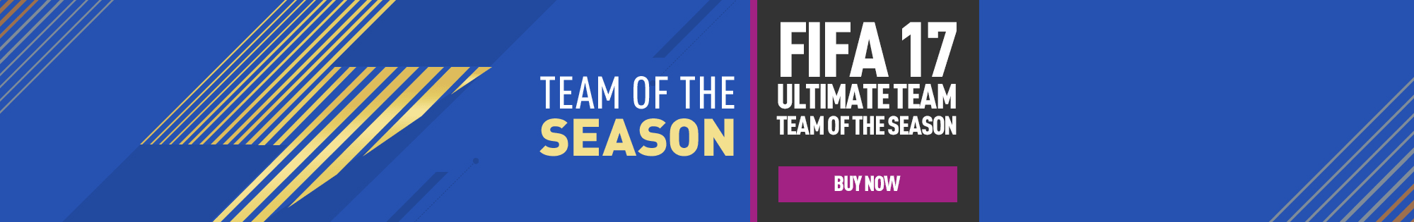 FIFA 17 Team of the Season for PlayStation 4 and Xbox One