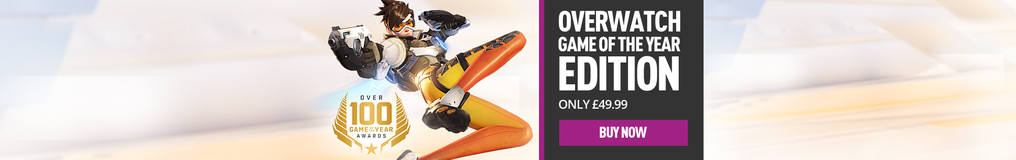 Overwatch Game of the Year Edition - Homepage Banner