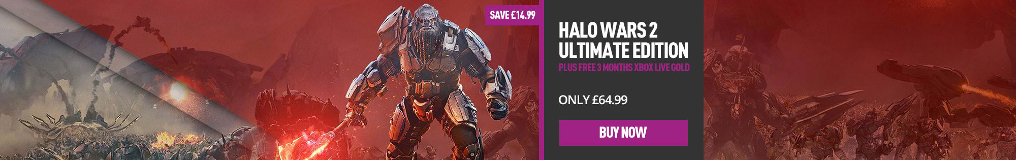 Halo Wars 2 Ultimate Edition for Xbox One - Play Early