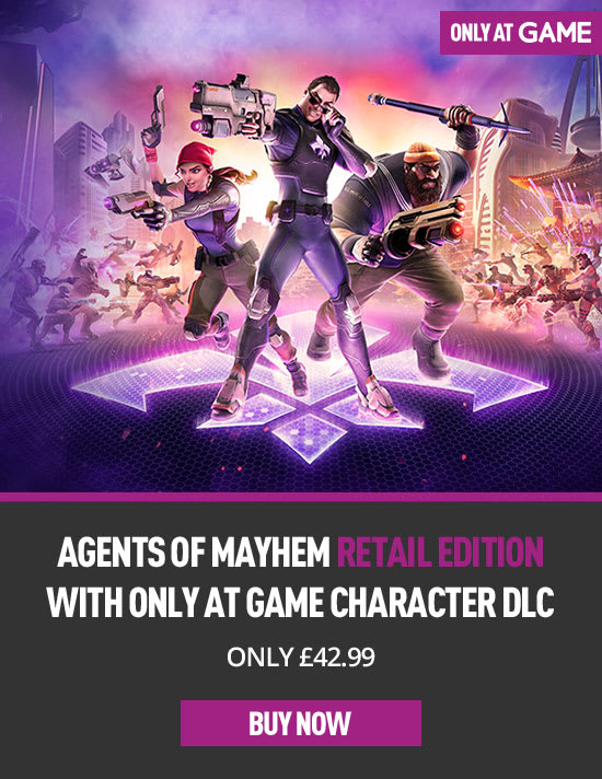 Agents of Mayhem on Xbox One at GAME.co.uk