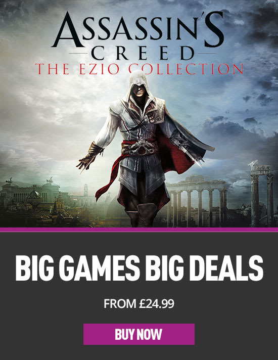 Big Games Big Deals for Xbox One, PS4, Xbox 360, PS3, PC, Wii, Wii U, Handheld and Accessories -  Buy Now at GAME.co.uk!