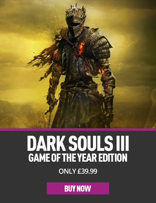 Dark Souls 3 Game of the Year Edition for PS4 at game.co.uk