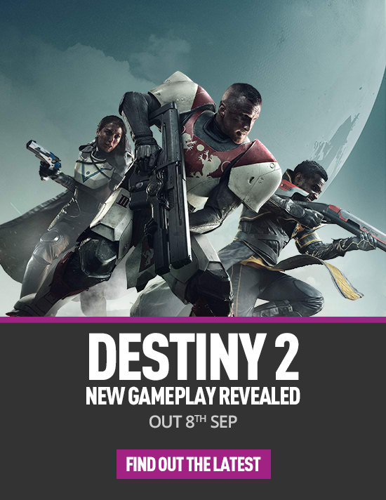 Destiny 2 for PC - Pre-order Now at GAME.co.uk