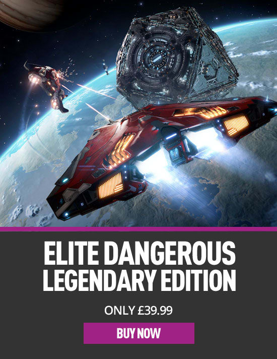 Elite Dangerous on Xbox One at GAME.co.uk