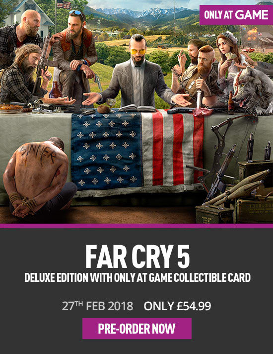 Far Cry 5 on Xbox One at GAME.co.uk