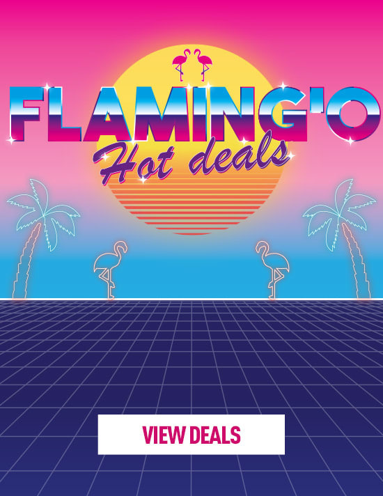 Flamingo Deals for Xbox One, PS4, Xbox 360, PS3, PC, Wii U, Wii, and more - Buy Now at GAME.co.uk